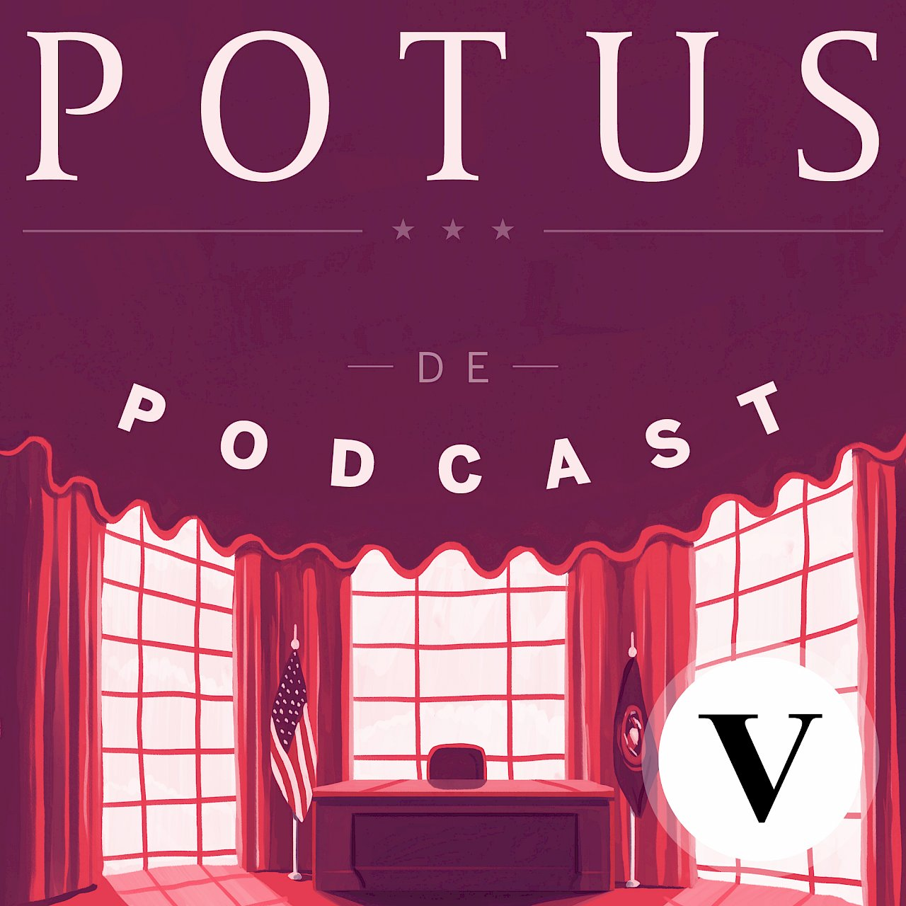 Potus podcast - cover