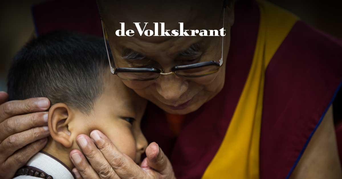 De Dalai Lama Toont Zich Verrassend Mild Over China